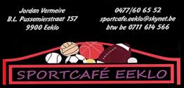 Sportcafe-Eeklo